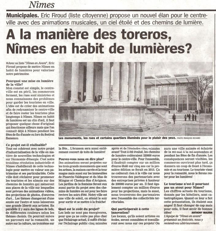La Marseillaise 17 mars